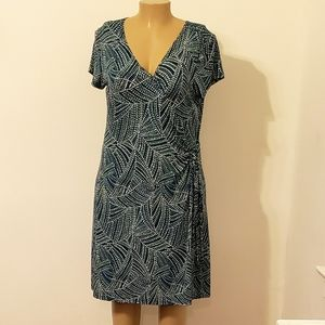 Wrap dress by Attention